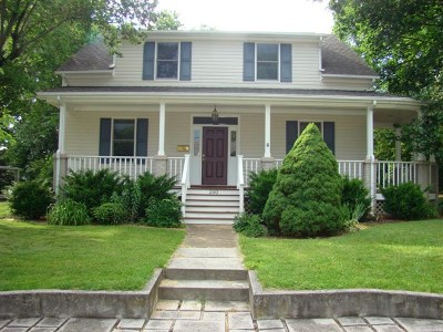 Wytheville Single Family Home For Sale: 200 W Reservoir Street