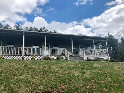 Carroll County, Grayson County Single Family Home For Sale: 3235 Misty Trail