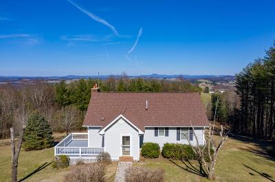 Carroll County, Grayson County Single Family Home For Sale: 887 Colonial Road