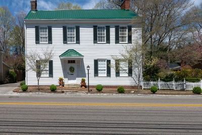 Abingdon Single Family Home For Sale: 239 Valley Street