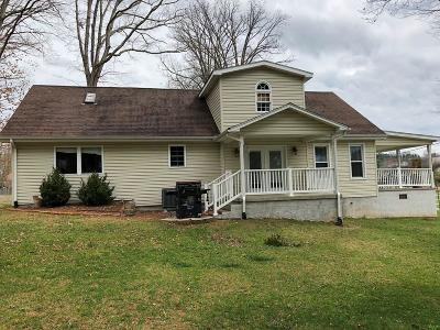 Hillsville Single Family Home For Sale: 115 Veterans Street