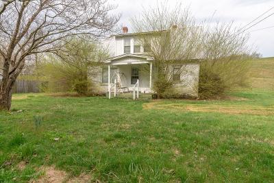 Glade Spring Single Family Home Take Backups: 36209 Plum Creek Road