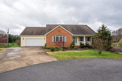 Abingdon VA Single Family Home Active Contingency: $250,000