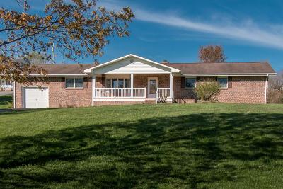 Abingdon Single Family Home For Sale: 15239 Peaceful Valley Road