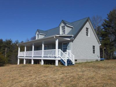 Carroll County, Grayson County Single Family Home For Sale: 350 Lauren Knob Drive