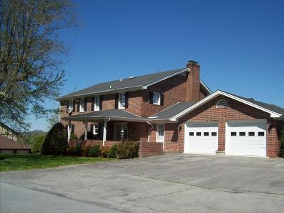 Glade Spring Single Family Home For Sale: 419 419 Tanglewood Drive