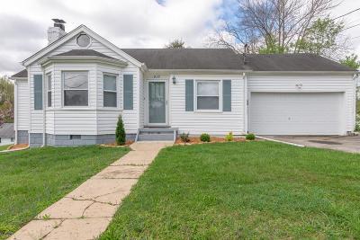 Bristol VA Single Family Home For Sale: $97,900