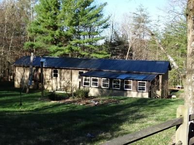 Galax Manufactured Home For Sale: 1356 Marthas Knob Road