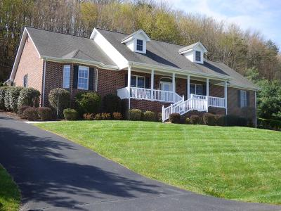 Wytheville Single Family Home For Sale: 215 Century Court