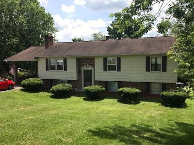 Rural Retreat Single Family Home For Sale: 921 Ridge Avenue