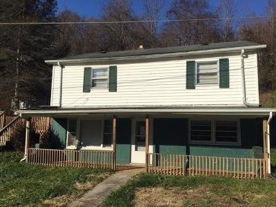Saltville Single Family Home For Sale: 2371 Highway 107