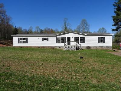 Galax Manufactured Home For Sale: 1152 Dickey Drive