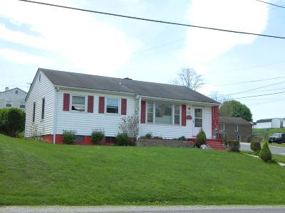 Wythe County Single Family Home Active Contingency: 395 North 26th Street