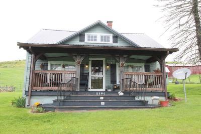 Carroll County Single Family Home For Sale: 2241 Coal Creek Road