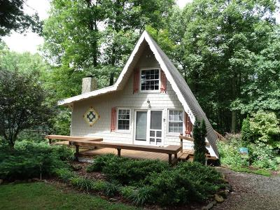 Carroll County Single Family Home For Sale: 246 Alpine Crest