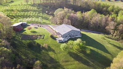 Carroll County Single Family Home For Sale: 1661 Turner Spur Road