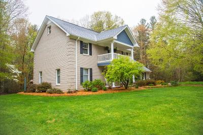 Marion Single Family Home For Sale: 402 Spring Hollow Road