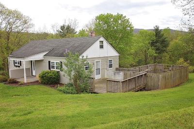 Wythe County Single Family Home For Sale: 155 Echo Valley Circle