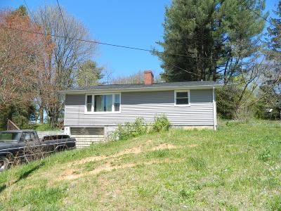 Marion Single Family Home For Sale: 643 South Church Street