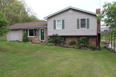 Wythe County Single Family Home For Sale: 1014 Sheffey School Rd