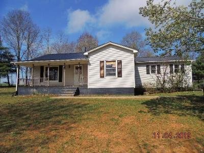 Austinville Single Family Home Active Contingency: 259 Oak Grove Rd.