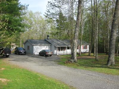 Carroll County Single Family Home Active Contingency: 2598 Chances Creek Road