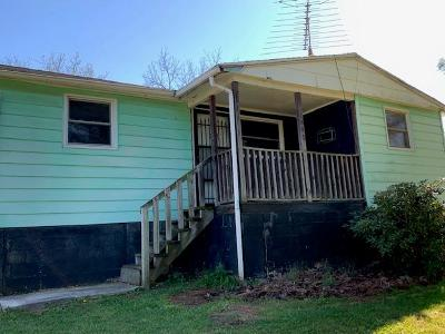 Wythe County Single Family Home For Sale: 1647 Powdermill Road