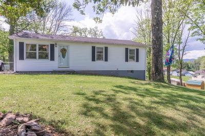 Marion Single Family Home Take Backups: 177 Highland Circle
