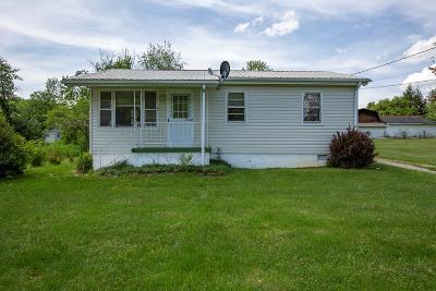 Bristol VA Single Family Home Active Contingency: $52,900