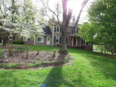 Abingdon Single Family Home For Sale: 64 Fairway Drive