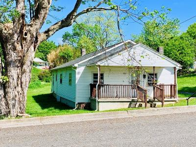 Wytheville Single Family Home For Sale: 860 Franklin Street