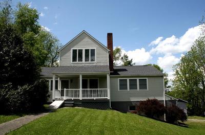 Wythe County Single Family Home For Sale: 490 Reservoir Street