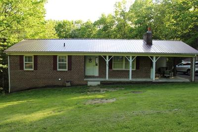 Max Meadows Single Family Home For Sale: 225 Shady Forest Rd