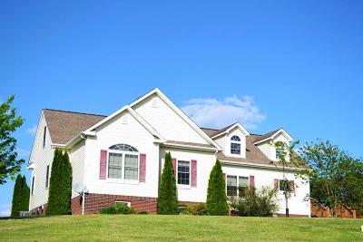 Max Meadows Single Family Home Active Contingency: 6948 Peppers Ferry Road