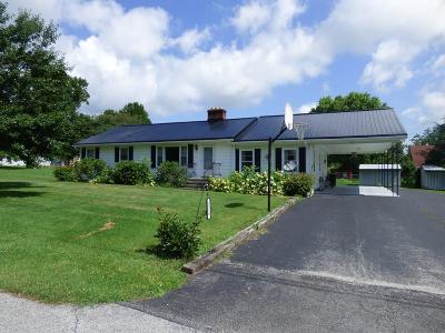 Wythe County Single Family Home For Sale: 214 Gammon Avenue