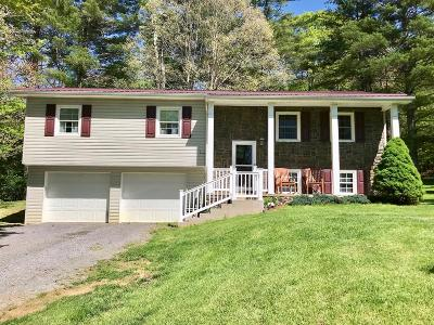 Bland Single Family Home For Sale: 455 White Pine Drive