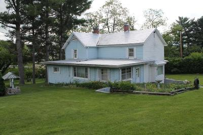 Wythe County Single Family Home For Sale: 600 8th St