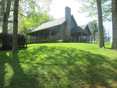 Single Family Home For Sale: 5046 Fox Creek Road