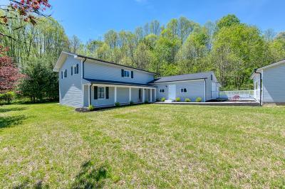 Bristol VA Single Family Home For Sale: $209,985