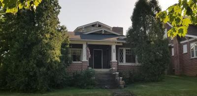 Bristol VA Single Family Home For Sale: $134,999