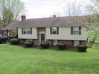 Rural Retreat Multi Family Home For Sale: 921 Ridge Avenue
