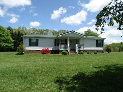 Carroll County, Grayson County Manufactured Home For Sale: 830 Harmies Road