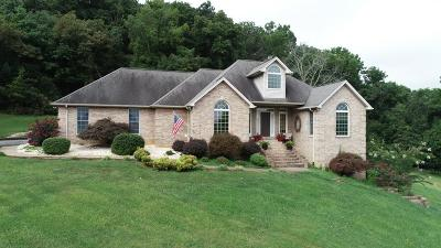 Bristol Single Family Home For Sale: 1736 Long Crescent Drive
