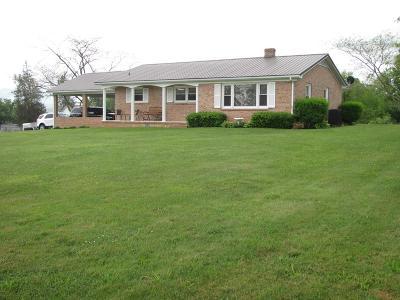 Max Meadows Single Family Home Active Contingency: 209 Brock Avenue