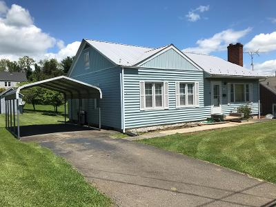 Galax VA Single Family Home Active Contingency: $79,900