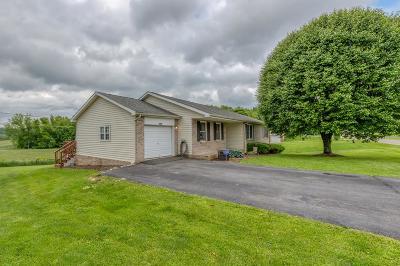 Abingdon VA Single Family Home For Sale: $179,995