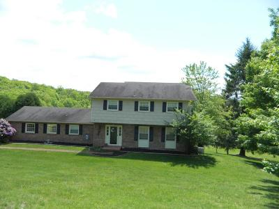 Marion Single Family Home For Sale: 134 Ridgewood Place