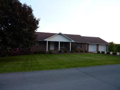 Abingdon VA Single Family Home For Sale: $299,900