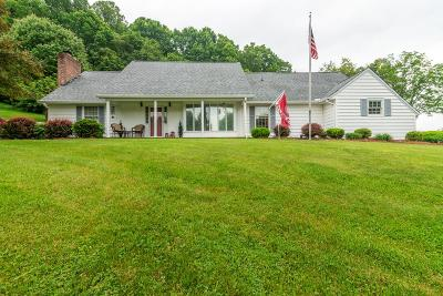 Chilhowie VA Single Family Home For Sale: $279,900