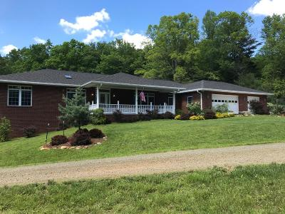 Carroll County, Grayson County Single Family Home For Sale: 75 Big Simp